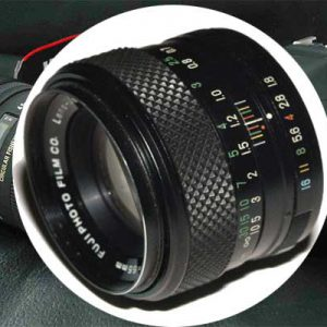 Fujinon 55mm f/1.8