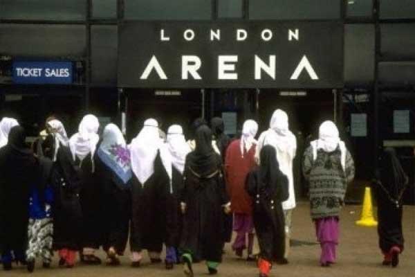 Komunitas Muslim Multikultural London