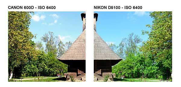 Hasil Kamera DSLR Canon atau Nikon