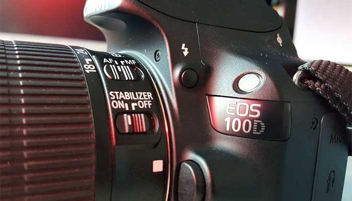 Stabilizer Lensa Kamera DSLR