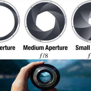 Bukaan Lensa yang Tajam