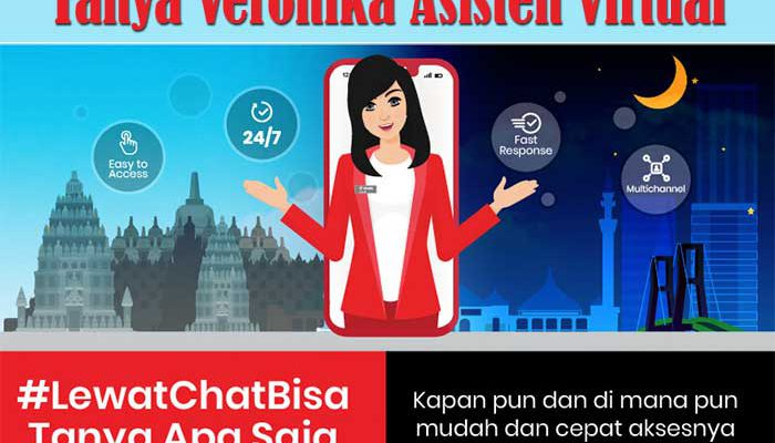Tanya Veronika Asisten Virtual