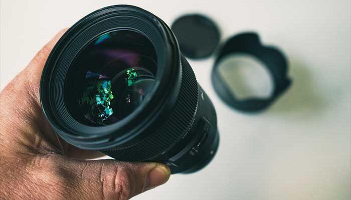Lensa 50mm