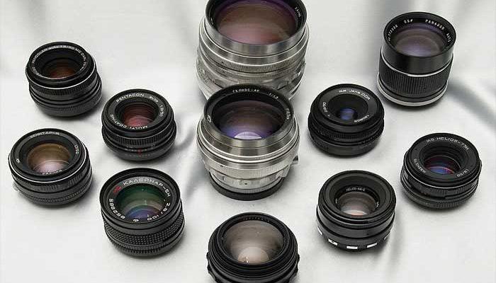 Lensa Manual ulir M42